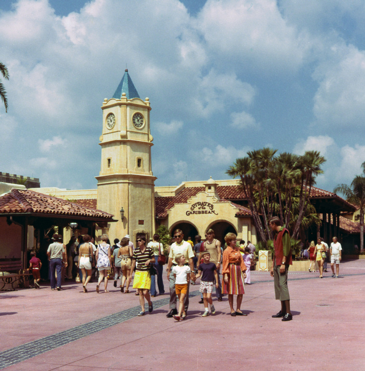 essays on walt disney world