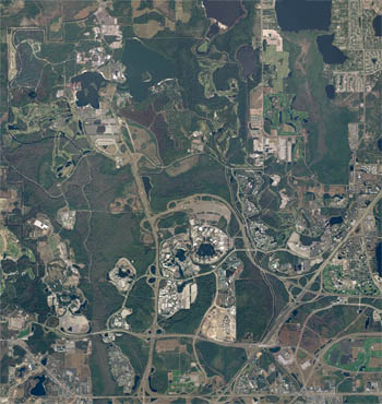 Satellite Pictures